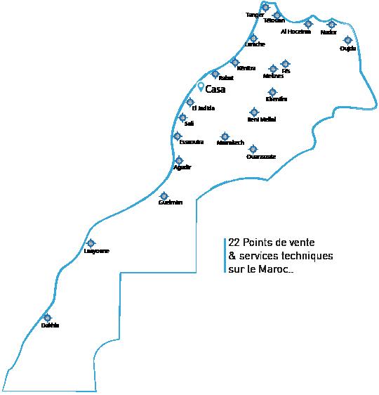 GPS Tracker Maroc